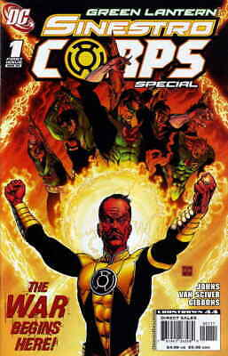 Green Lantern Sinestro Corps Special #1 VF; DC   save on shipping - details insi