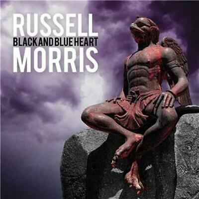 RUSSELL MORRIS Black And Blue Heart (Personally Signed by Russell) CD NEW