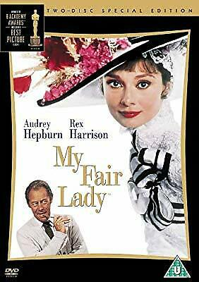 My Fair Lady (40th Anniversary 2-Disc Special Edition) [1965] [DVD], , Used; Goo