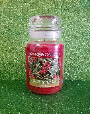 Yankee Candle Rare Hollyberry