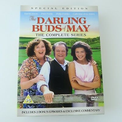 The Darling Buds Of May - Complete Series (Special Edition) [DVD] COMPLETE VGC