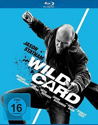 Wild Card | 2014 | Jason Statham | Blu-ray