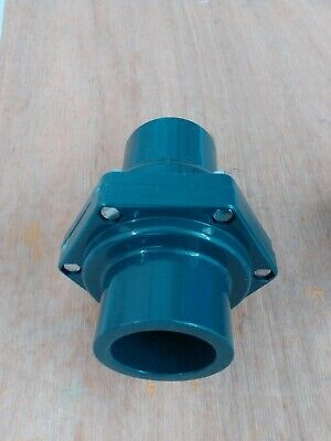 Swing Check Valves (25 nr), PVC Solvent Weld, Plain Socket, DN 40, 1.5""