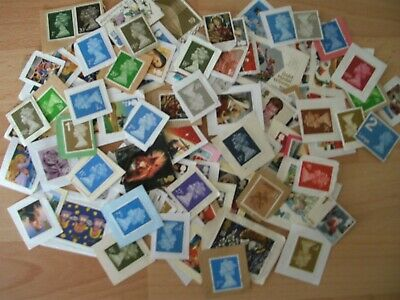 ASSORTED UNFRANKED GB STAMPs - MAINLY ON PAPER [FACE VALUE - £15.00+ POST FREE]