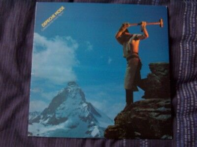 DEPECHE MODE ~CONSTRUCTION TIME AGAIN~1983 1st PRESS UK! MUTE STUMM13 N/MINT