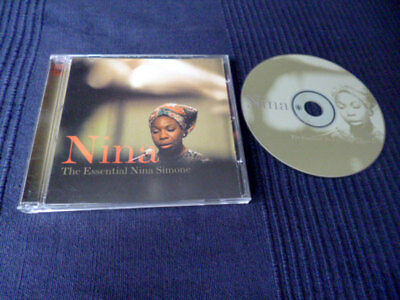 CD Nina Simone - The Essential Best Of Greatest Hits Collection | 18 Songs