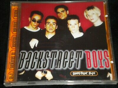 Backstreet Boys - Self Titled - CD Album - 13 Tracks - 1996