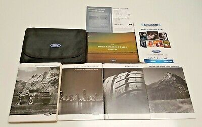 2016 ford expedition king ranch owners manual