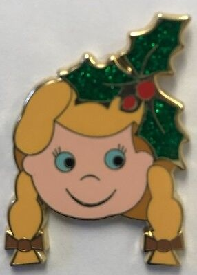 Disney Parks Disneyland It's a Small World Holiday CINDERELLA Mystery Pin LE 500