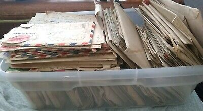 Big Lot 250+  WWll WW2 Soldier Correspondence & Love Letters 1944-1945 PA / Wave
