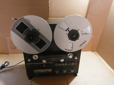 Teac Tascam Model 32-2B  Tape Deck Recorder Reel-To-Reel