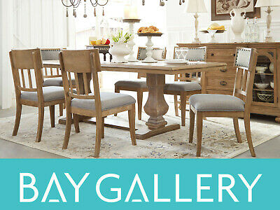 Timber Extension Dining Table and Chairs Setting set Extendable Hamptons Suite