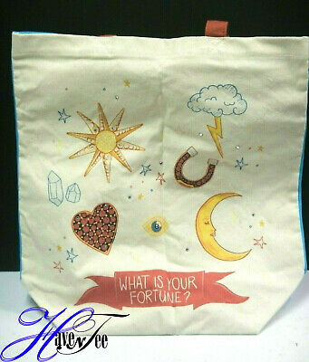 c2e27ea124 What's Your Fortune Fabric Tote Bag 2019 Promotion Gwp Swarovski Crystal  5493058