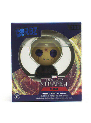 Funko Dorbz Zealot Doctor Strange Movie #230 Vinyl Figure Marvel New In Box