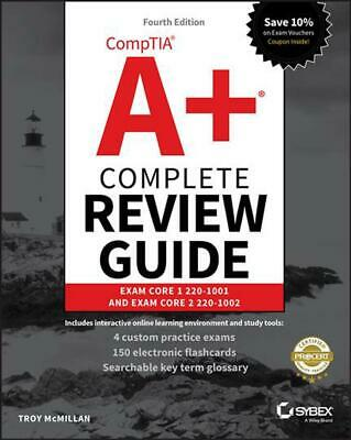 Comptia A+ Complete Review Guide: Exam Core 1 220-1001 and Exam Core 2 220-1002