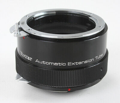 Vivitar 36Mm Automatic Extension Tube At-3 For Nikon Non-Ai Mount/182040