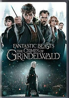 Fantastic Beasts: the Crimes of Grindelwald - DVD Region 1 Free Shipping!