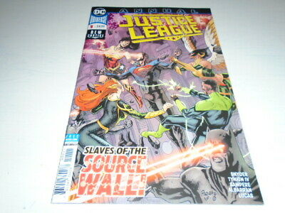 Justice League Annual 1 (DC Comics) Mar 2019 SCOTT SNYDER