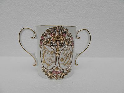 Royal Wedding Loving Cup ~ Hand Numbered Limited Edition to just 100