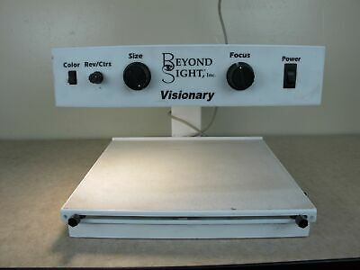 Beyond Sight Visionary Low Vision Magnifying Machine Magnifier