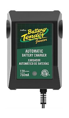 Battery Tender 12 Volt Junior Automatic Battery Charger 12V @ 750mA