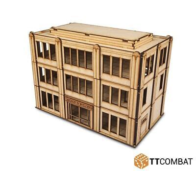 TTCombat: Lexington Building