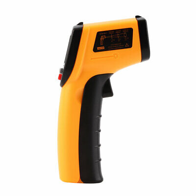 GM320 Temp Meter Temperature Gun Non-contact Digital Laser Infrared Thermometer