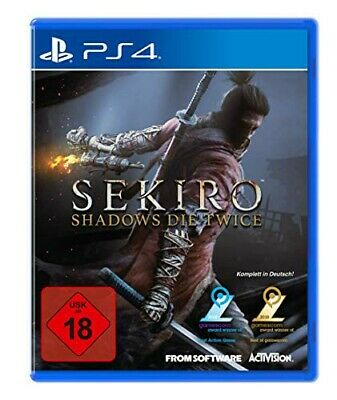 PS4 / Sony Playstation 4 game - SEKIRO: Shadows Die Twice boxed