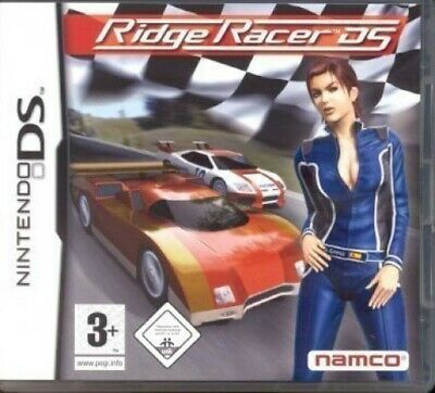 Nintendo DS game - Ridge Racer DS EU NDS NEW & BOXED