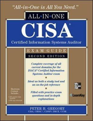 CISA Certified Information Systems Auditor All-in-One Exam Guide, 2nd Edition b