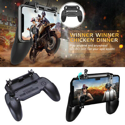PUBG Mobile Wireless W11+ Gamepad Game Pad Remote Controller For iPhone Android