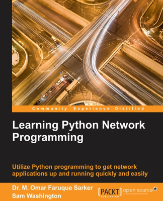 [P..D..F]  Learning Python Network Programming