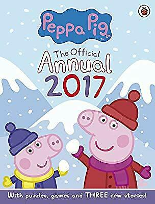 Peppa Pig: Official Annual 2017, , Used; Good Book