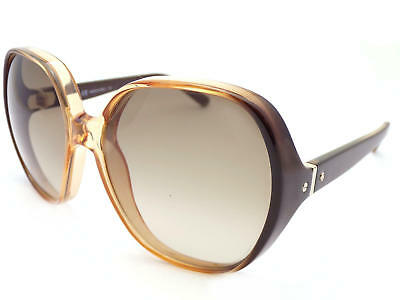 2784727ad57c CHLOE - MISHA Oversized Sunglasses Crystal Brown Fade  Gradient Lens CE718S  221