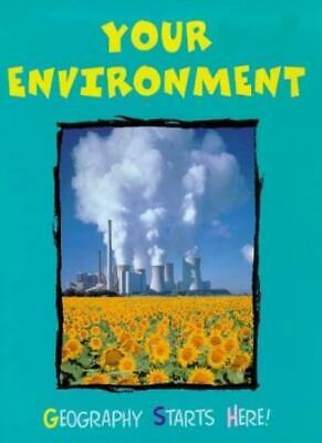 Geography Starts Here: Your Environment,Brenda Williams
