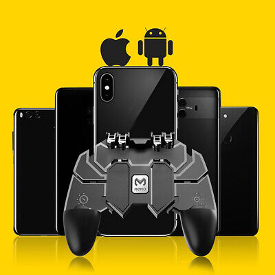 Portable Gamepad Controller Joystick Bluetooth for Mobile Phone iPhone PUBG