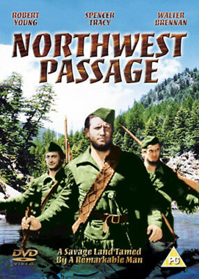 Northwest Passage DVD (2010) Spencer Tracy ***NEW***