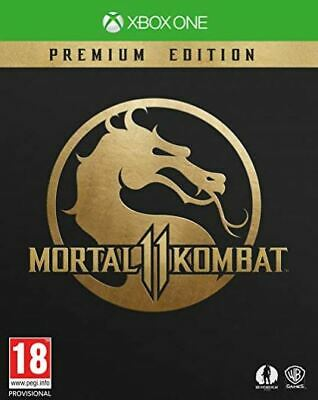 Mortal Kombat 11 Premium Edition (Xbox One)  BRAND NEW AND SEALED - IN STOCK