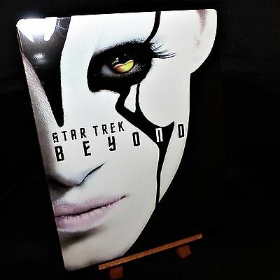 Star Trek Beyond sans limite blu-ray Steelbook FNAC neuf sous cello