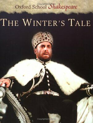 The Winter's Tale: Oxford School Shakespeare,William Shakespeare, Roma Gill  OB