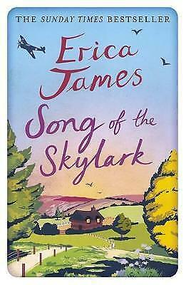 Song of the Skylark by James, Erica, Paperback Book, New, FREE & Fast Delivery!