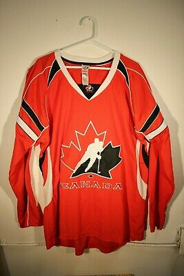 Team Canada Jersey - Adult Extra Large