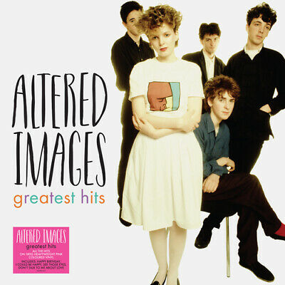 "Altered Images : Greatest Hits VINYL 12"" Album (2019) ***NEW*** Amazing Value"