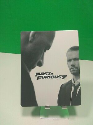 Fast And Furious 7 Steelbook - Bluray - Ita