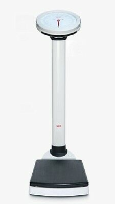 NEW Seca 755 Mechanical Column Scale with BMI Display