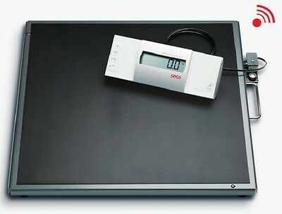 NEW Seca 634 Digital Platform and Bariatric Scale With Wireless Transmission