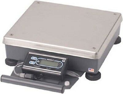 Salter Brecknell 200lb. Portable Digital Bench Scale