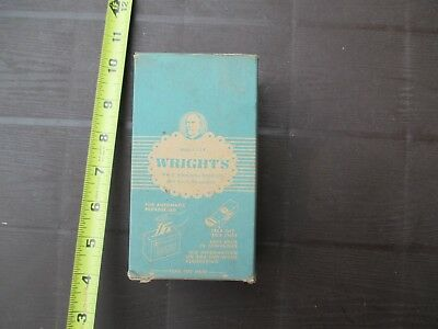 Wrights Bias tape 10 pack NOS Sewing New old Stuck MUSTY