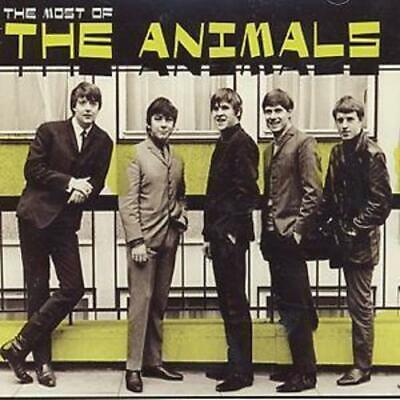 The Animals : The Most Of CD (2002) Value Guaranteed from eBay's biggest seller!