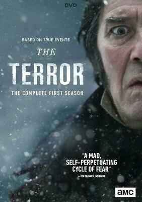 The Terror Season 1 [DVD] Brand New UK Compatible- Fast & Free Postage